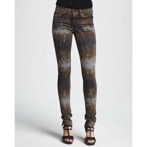 NWT Joe's The Skinny Horizon Tie-Dye Jeans
